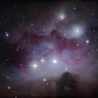 NGC 1977 (running man)