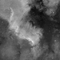 NGC 7000 Great Wall 3x3 Mosaic